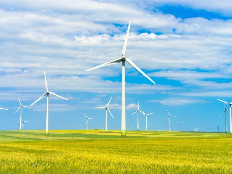 eolian farm renewable energy